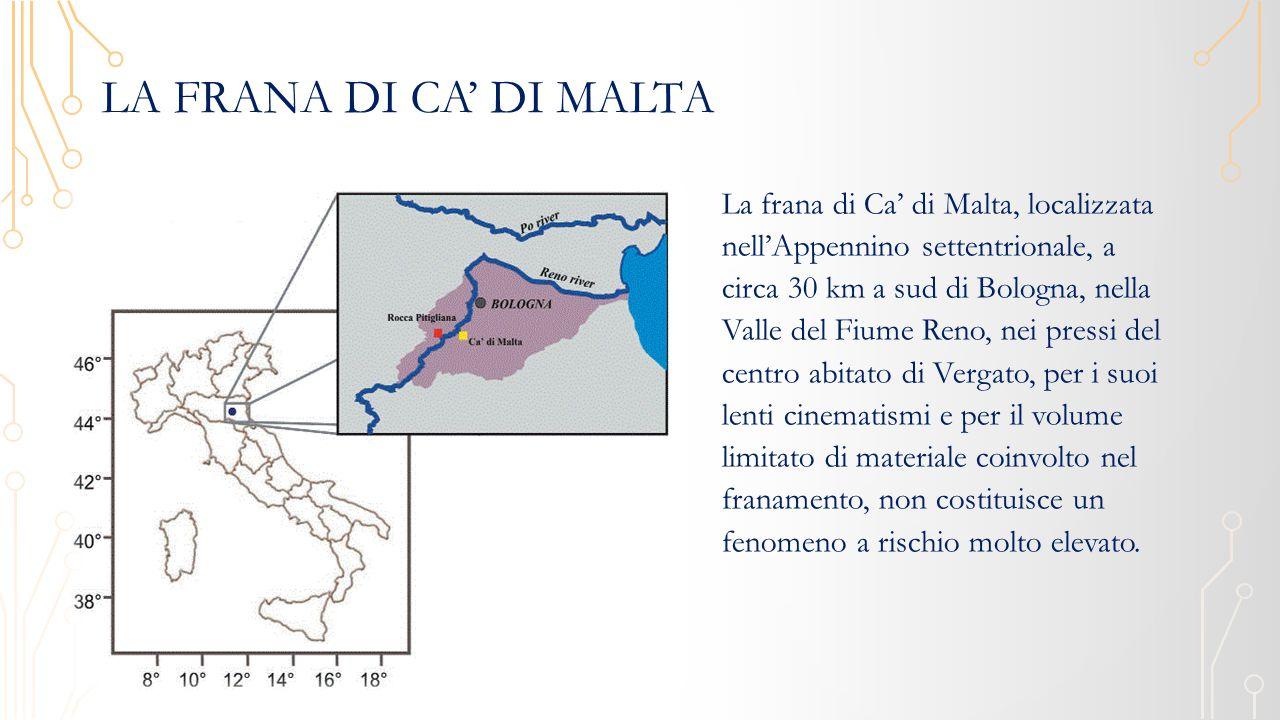 La frana di Ca' di Malta