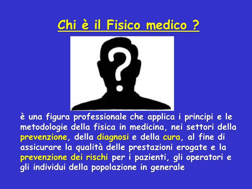 Chi è il Fisico medico