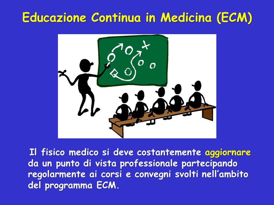 Educazione Continua in Medicina (ECM)