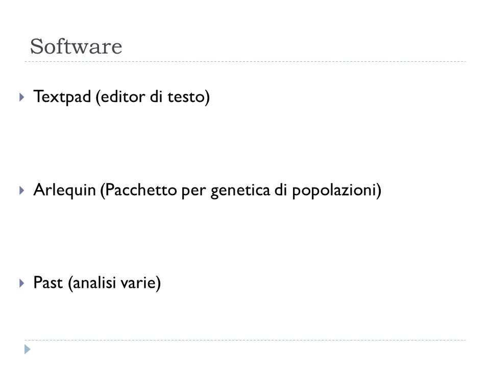Software Textpad (editor di testo)