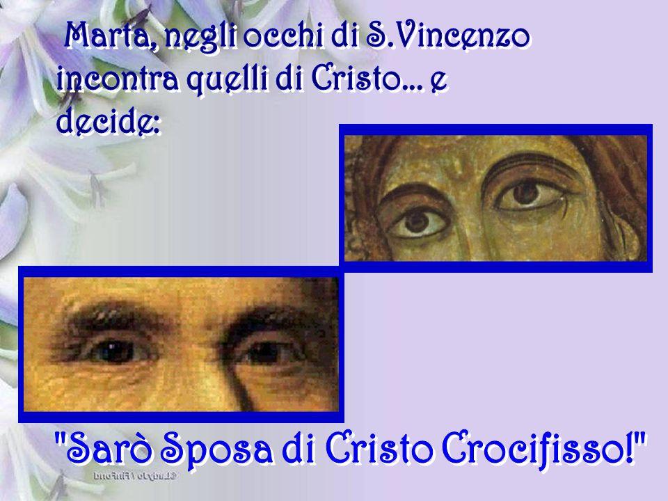 Marta, negli occhi di S.Vincenzo