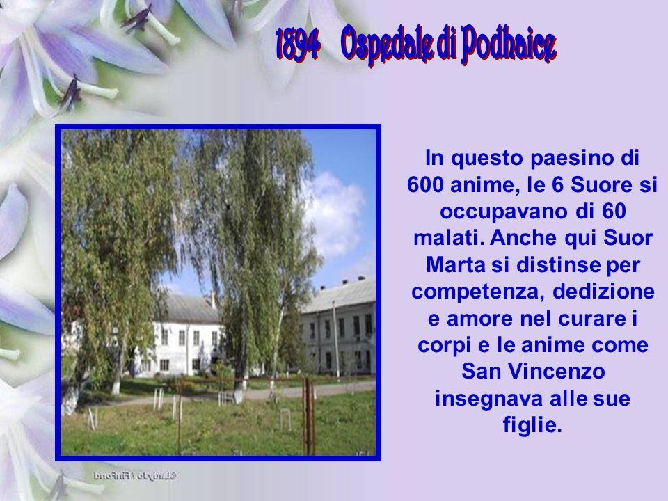 1894 Ospedale di Podhaice