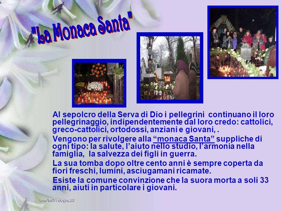 La Monaca Santa