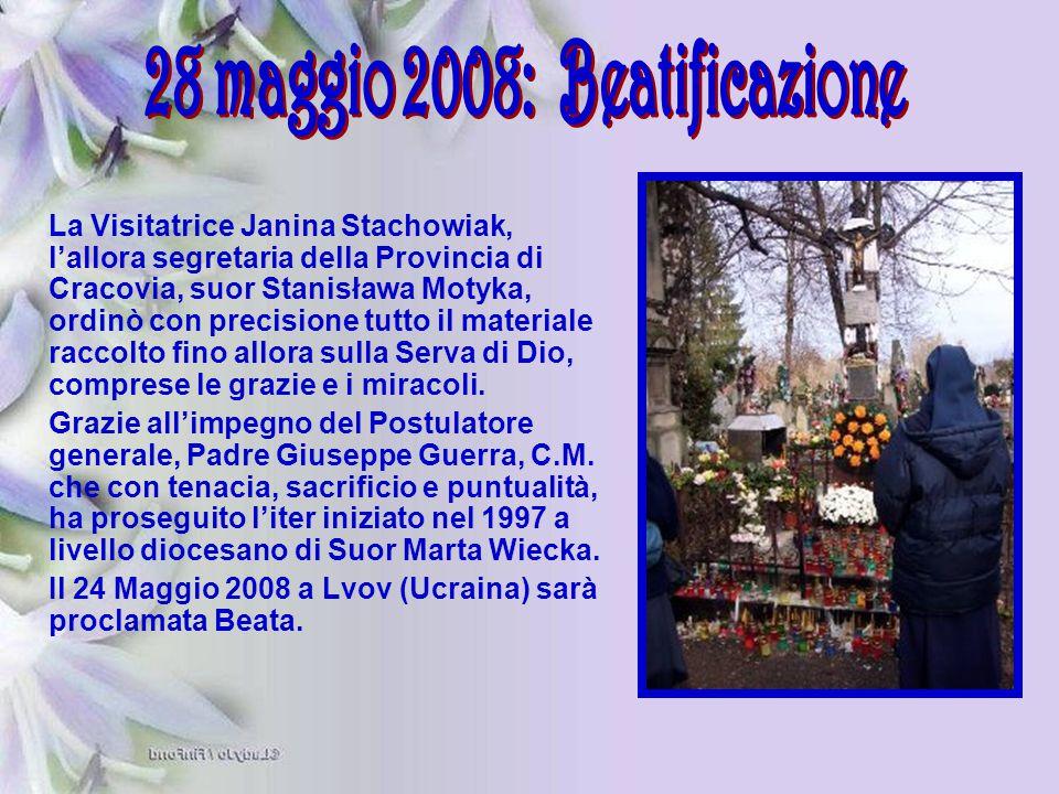 28 maggio 2008: Beatificazione
