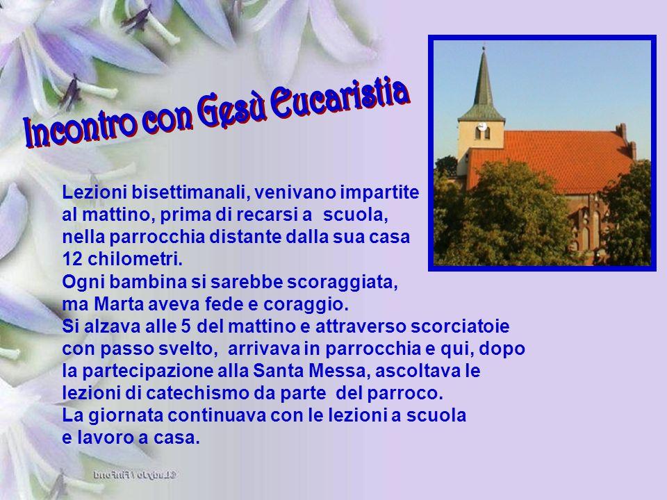Incontro con Gesù Eucaristia