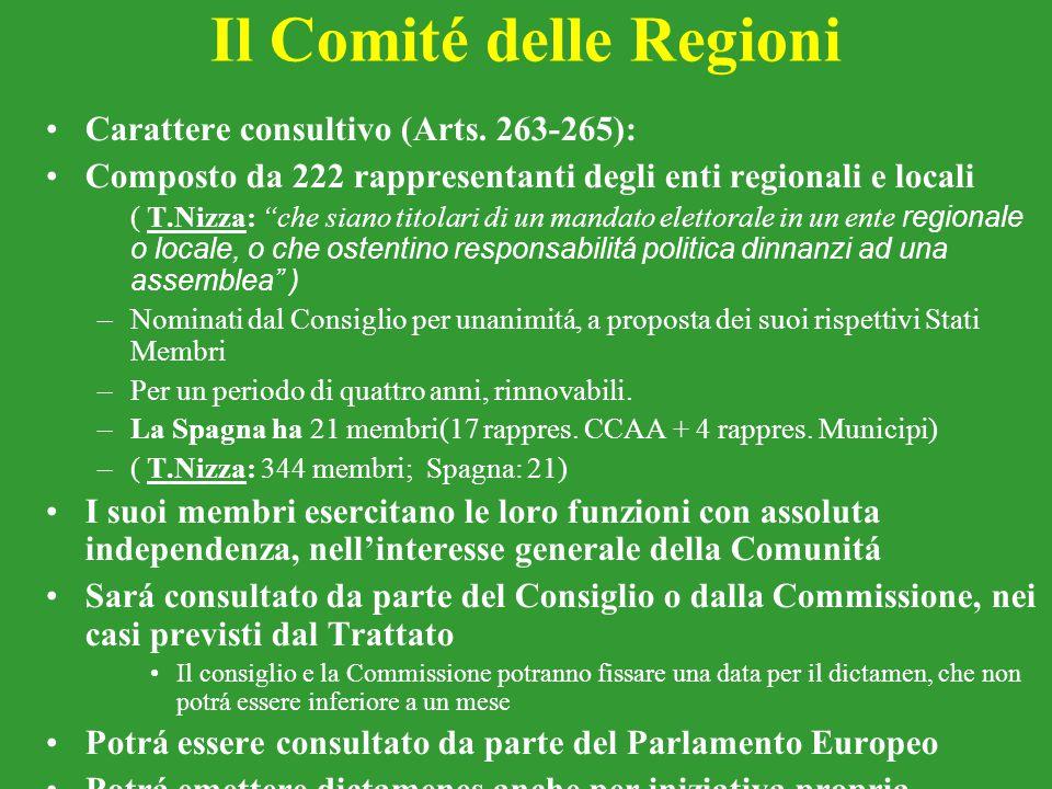 Il Comité delle Regioni
