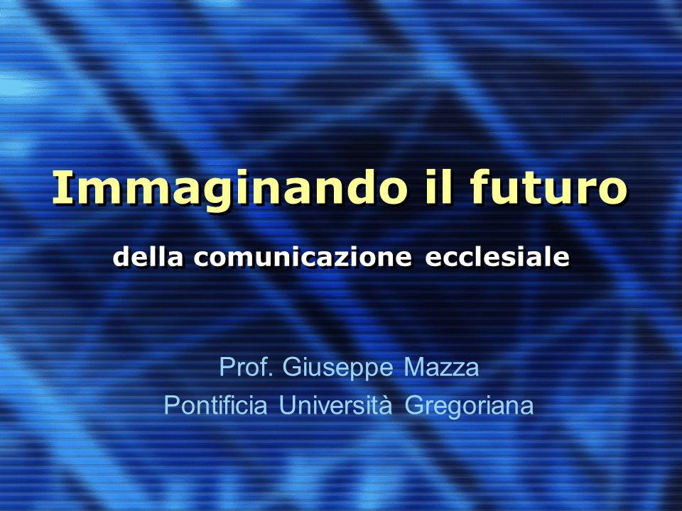 Prof. Giuseppe Mazza Pontificia Università Gregoriana
