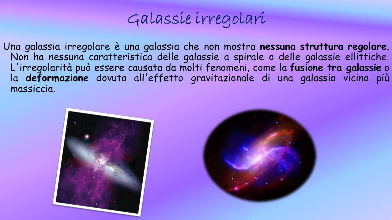 Galassie irregolari