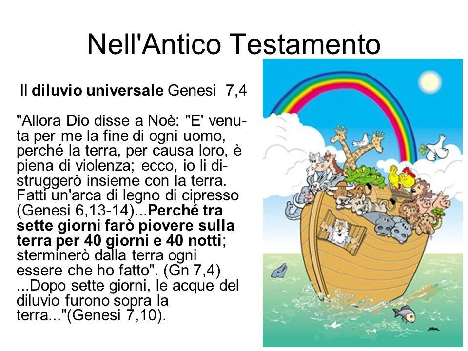 Nell Antico Testamento