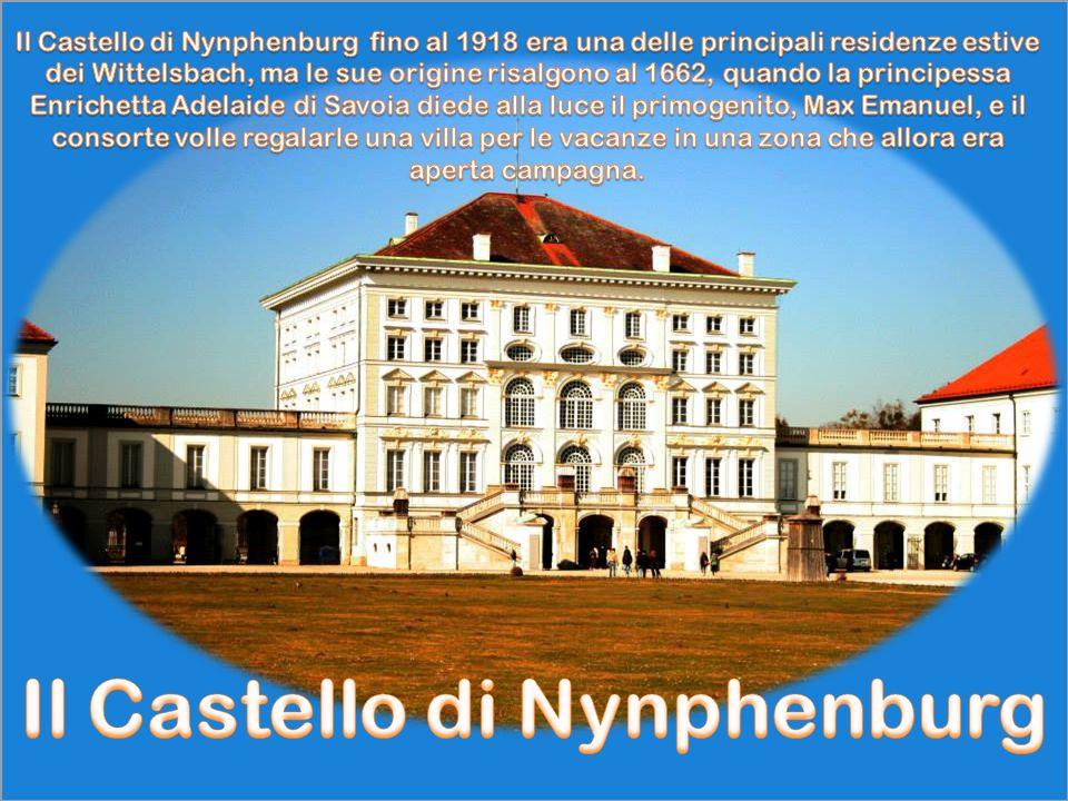 Il Castello di Nynphenburg