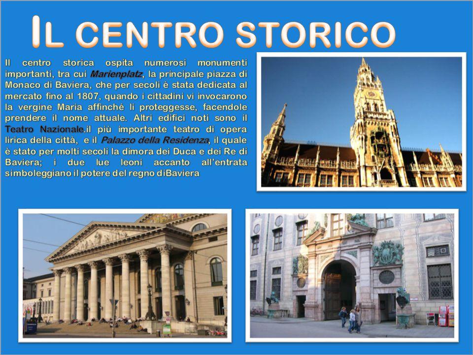 Il centro storico