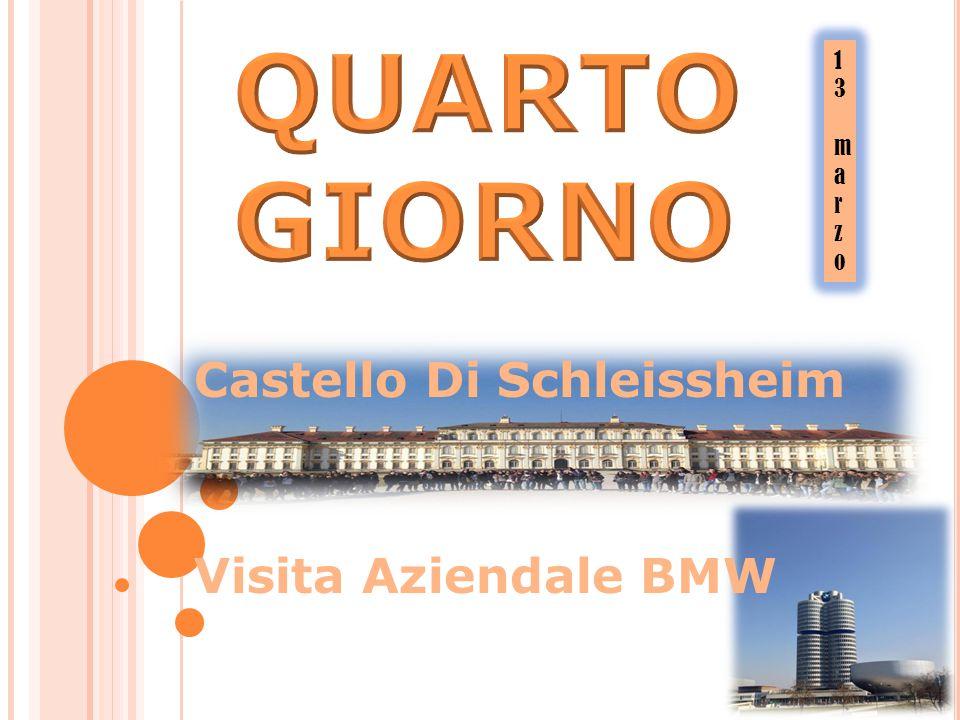 Castello Di Schleissheim Visita Aziendale BMW