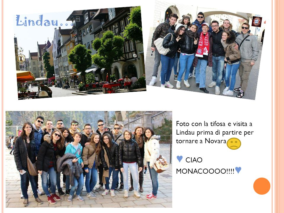 Lindau… ♥ CIAO MONACOOOO!!!!♥