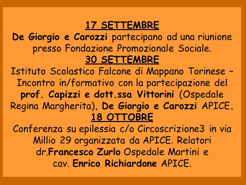 cav. Enrico Richiardone APICE.