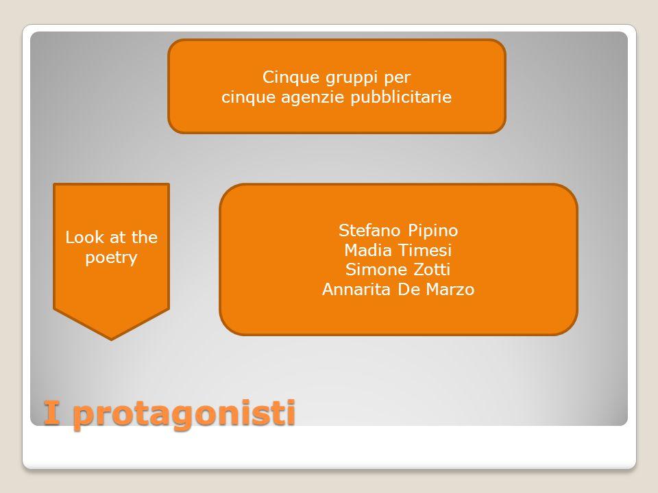cinque agenzie pubblicitarie