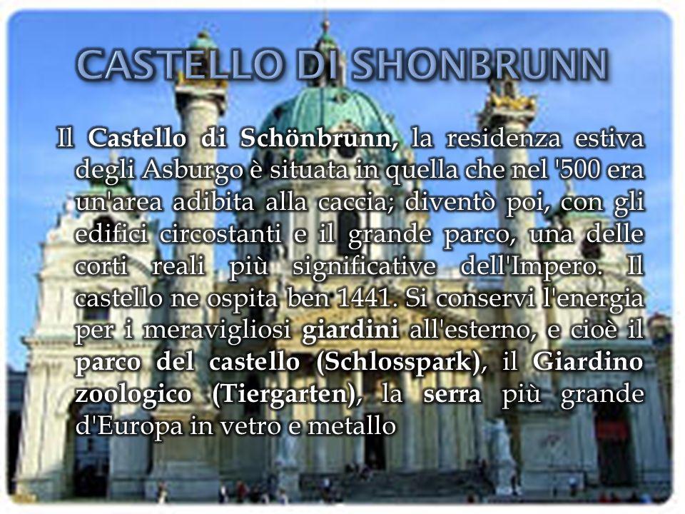 CASTELLO DI SHONBRUNN