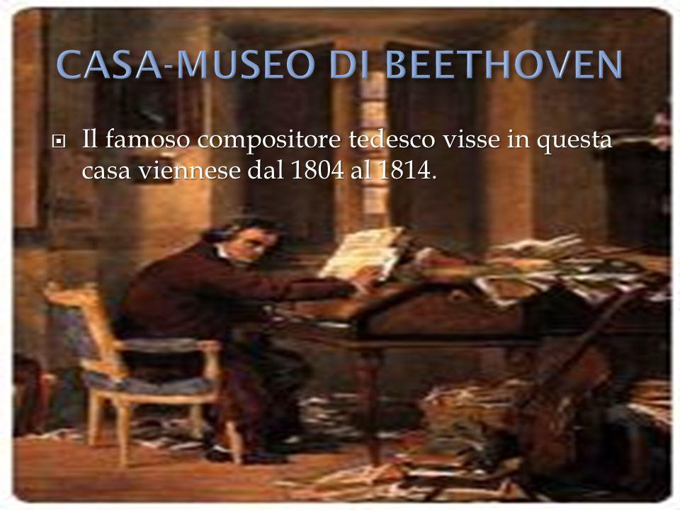 CASA-MUSEO DI BEETHOVEN