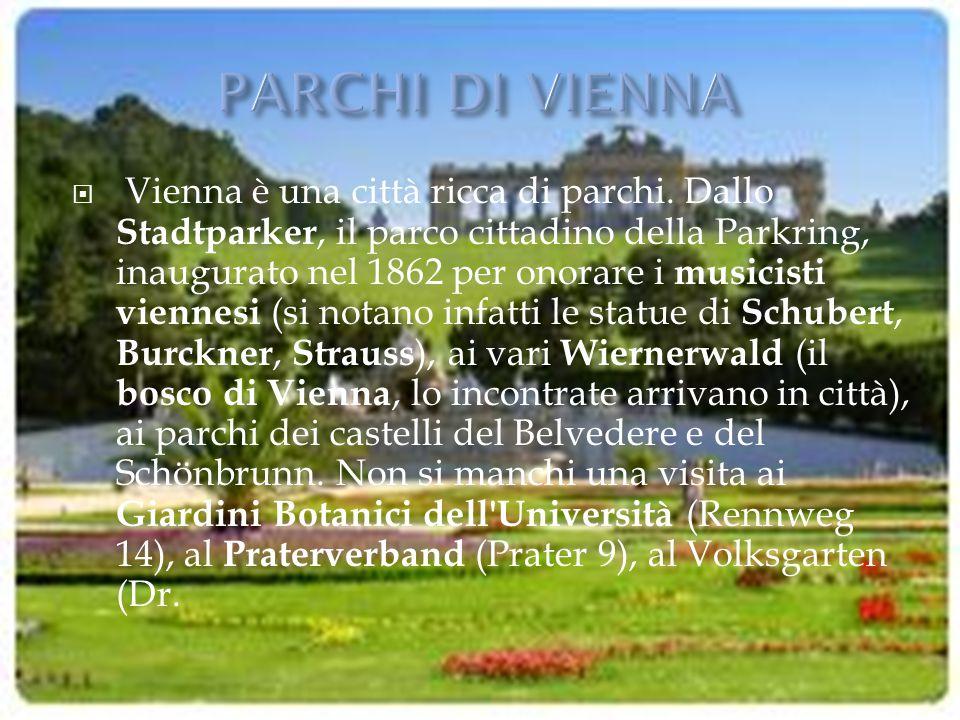 PARCHI DI VIENNA