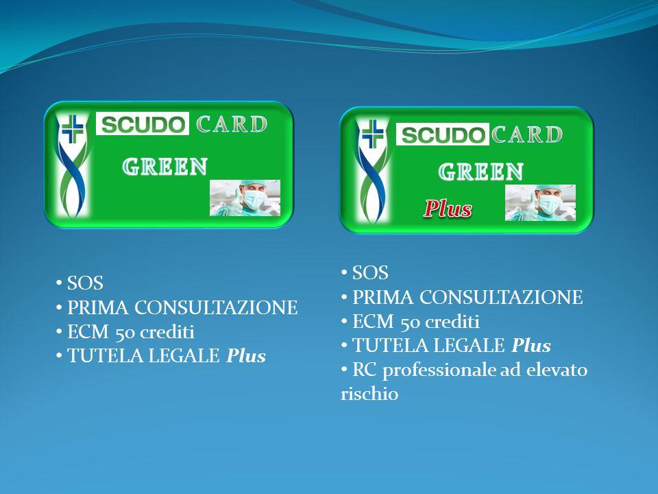 CARD CARD SOS SOS PRIMA CONSULTAZIONE PRIMA CONSULTAZIONE