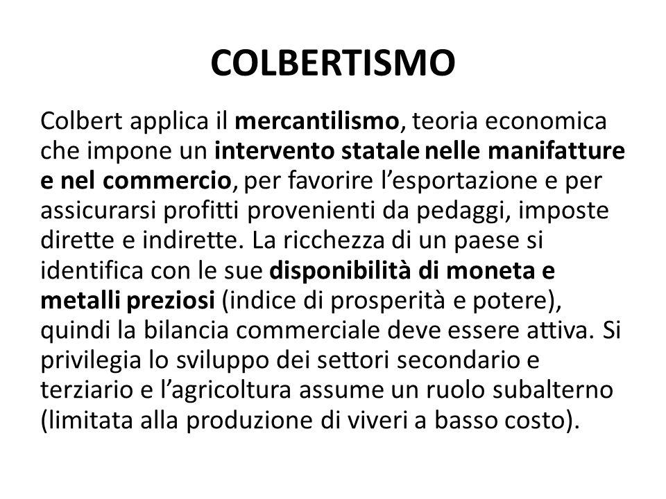 COLBERTISMO