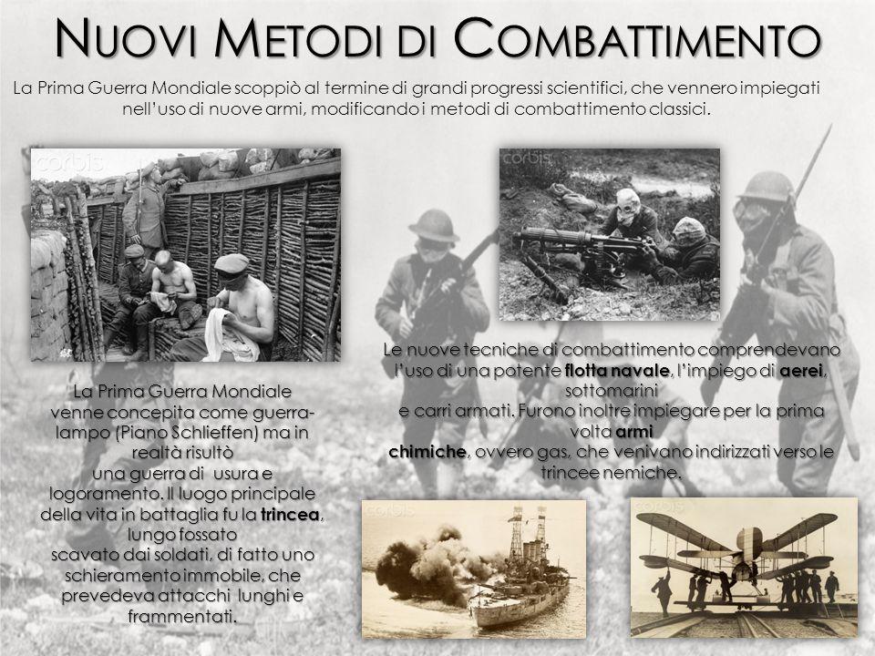 Nuovi Metodi di Combattimento