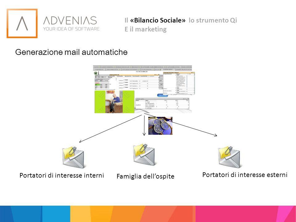 Generazione mail automatiche