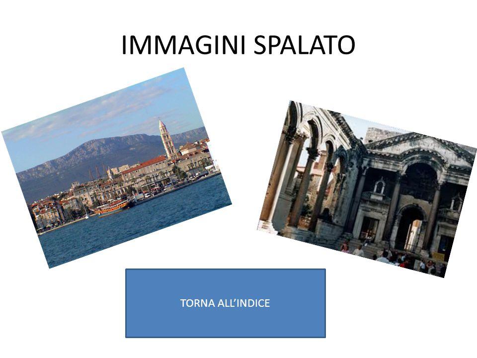 IMMAGINI SPALATO TORNA ALL'INDICE