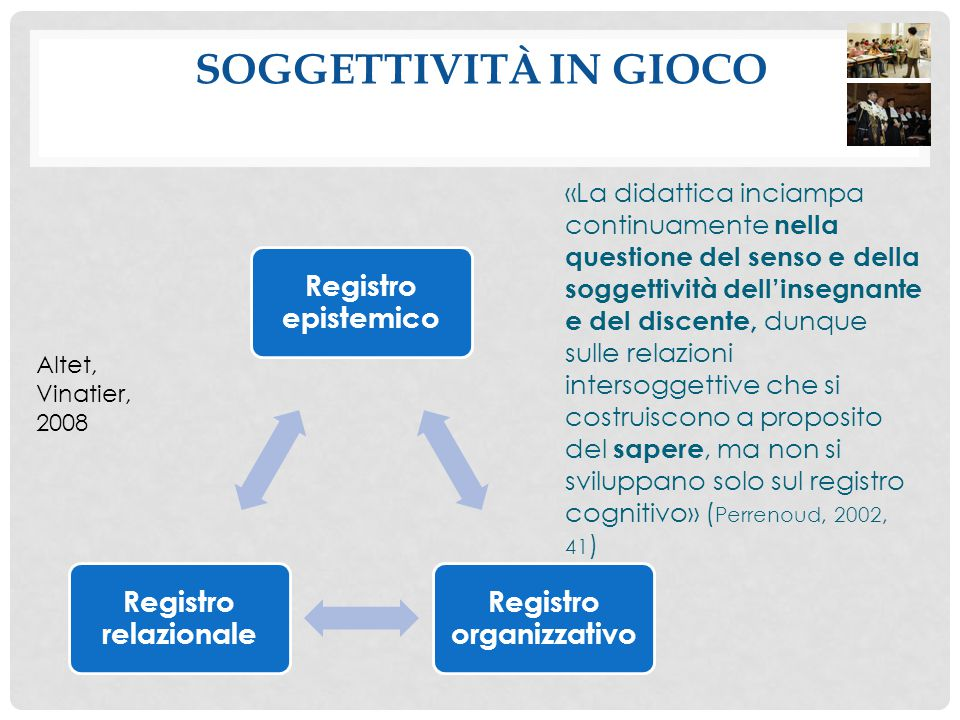 Registro organizzativo