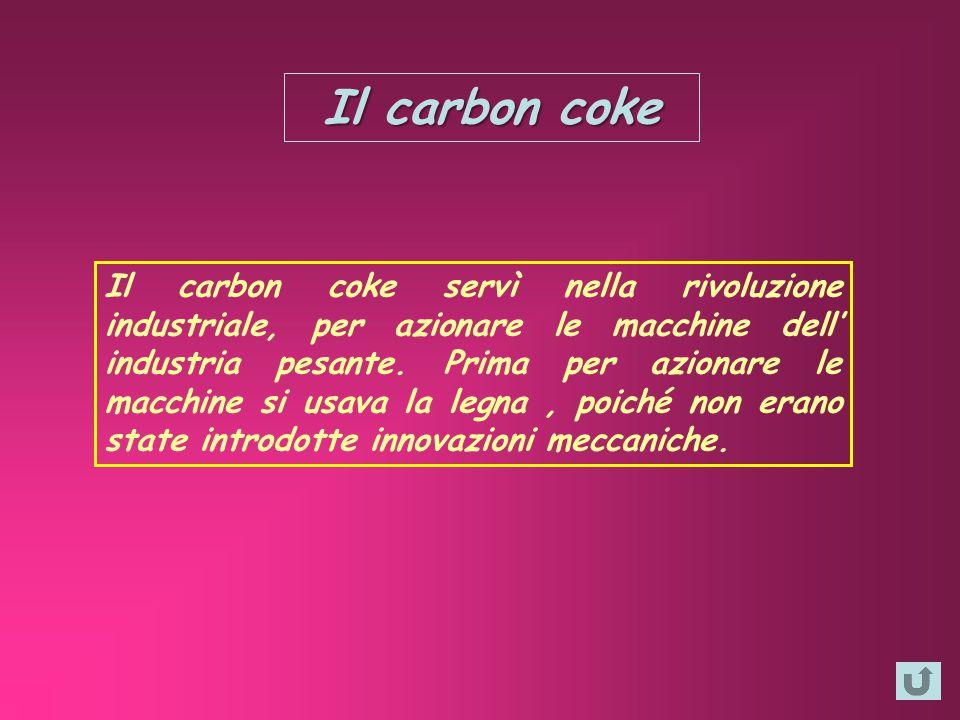 Il carbon coke