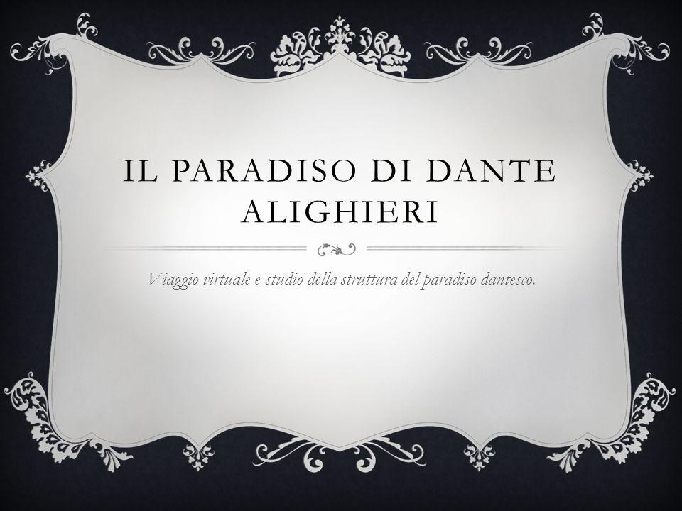 Il paradiso di dante alighieri