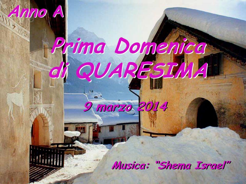 Musica: Shema Israel
