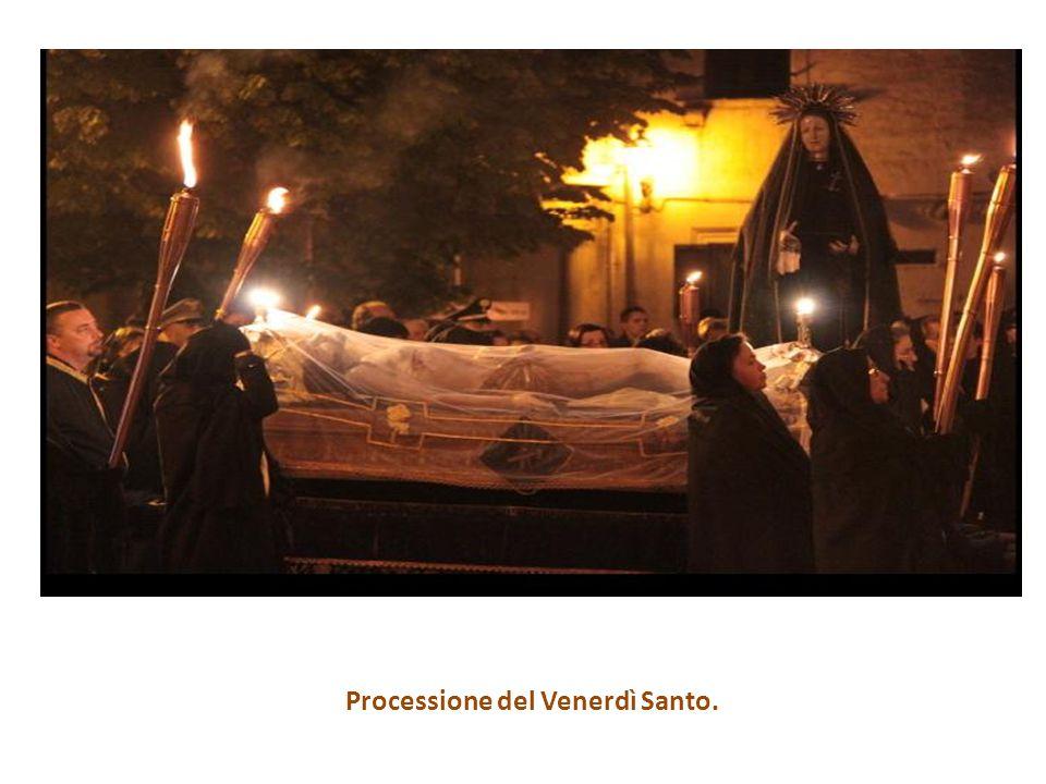 Processione del Venerdì Santo.