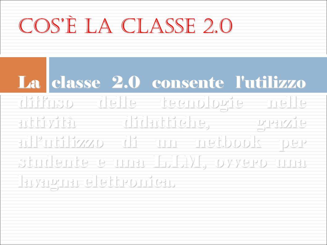 Cos'è la Classe 2.0