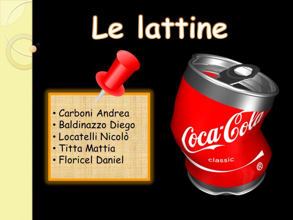 Le lattine Carboni Andrea Baldinazzo Diego Locatelli Nicolò