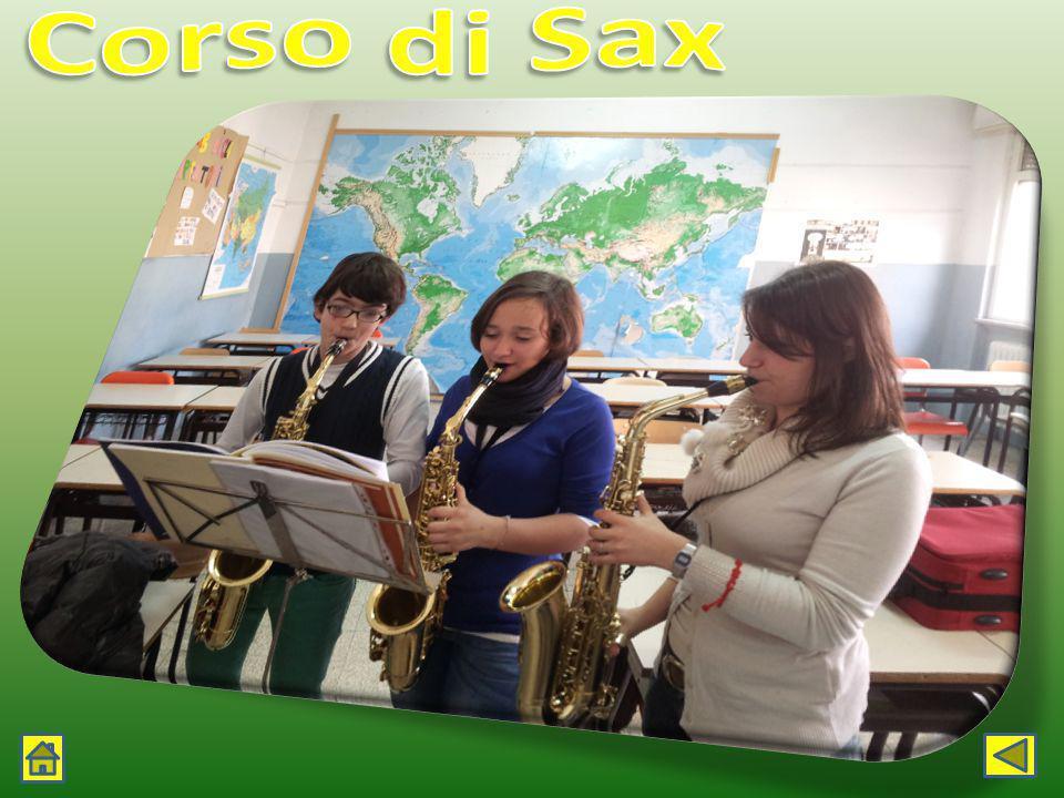 Corso di Sax