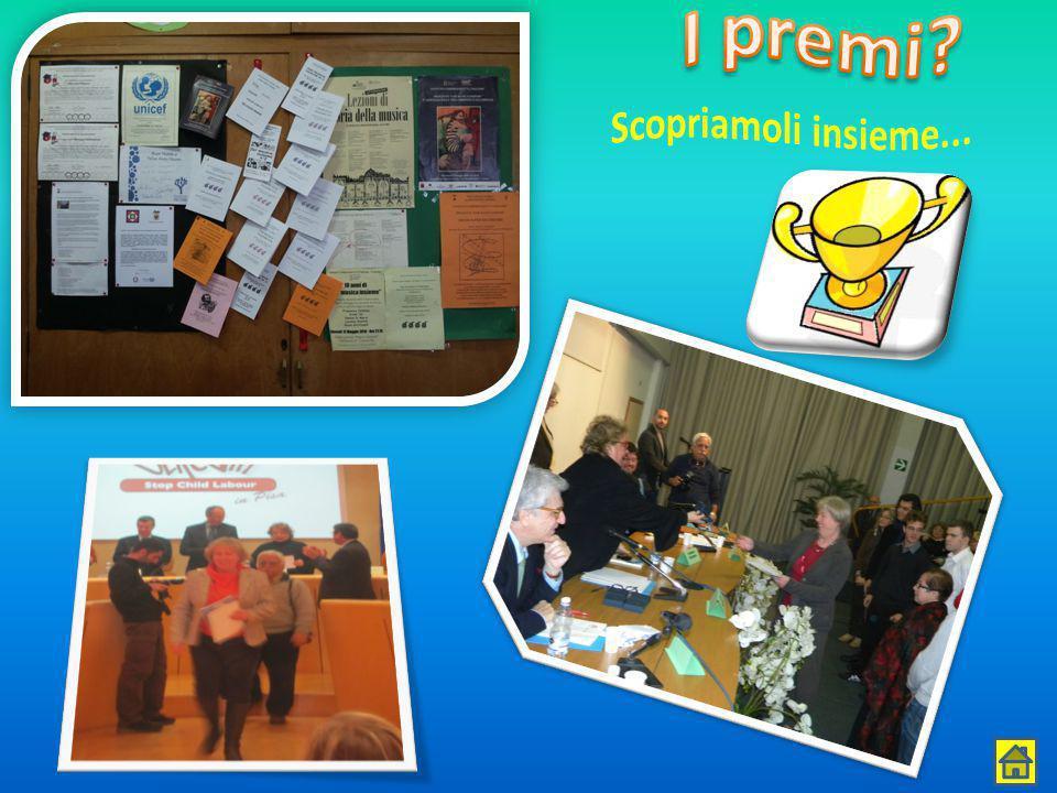 I premi Scopriamoli insieme...