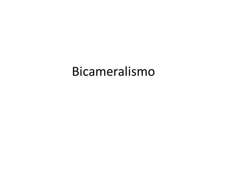 Bicameralismo