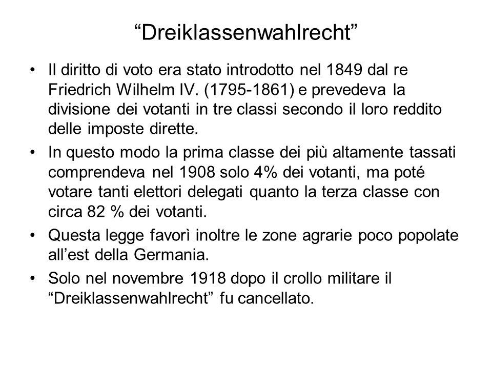 Dreiklassenwahlrecht