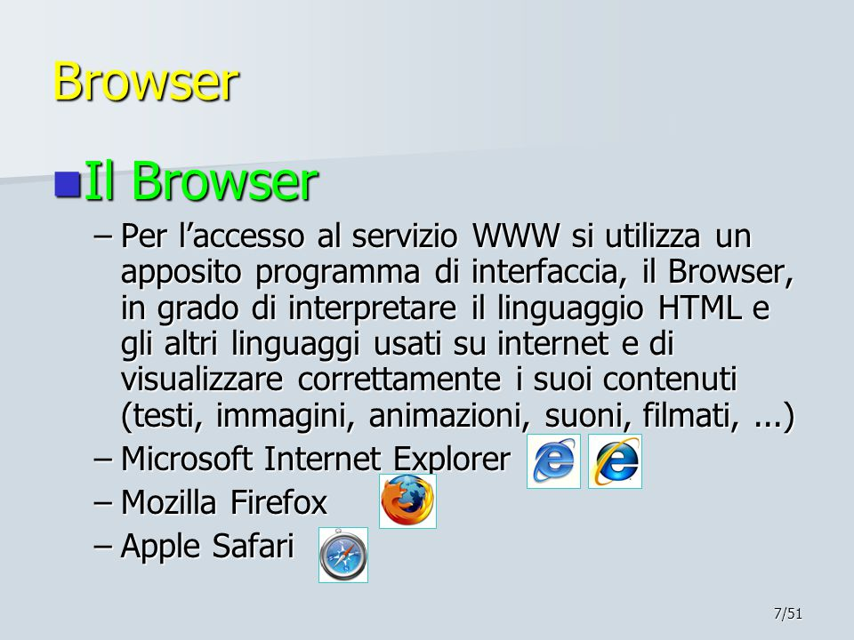 Browser Il Browser.