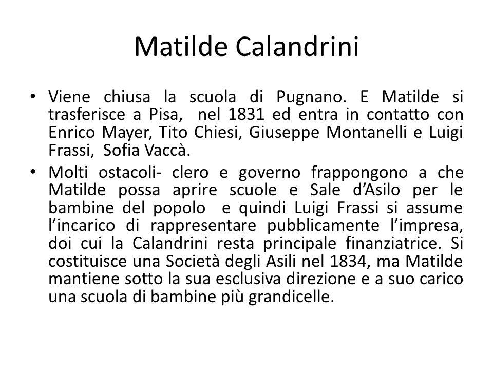 Matilde Calandrini
