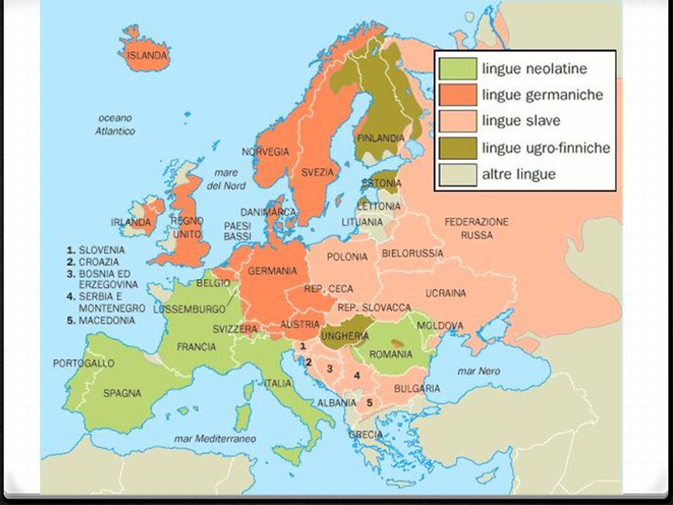 Il latino volgare darà luogo alle lingue neolatine o romanze