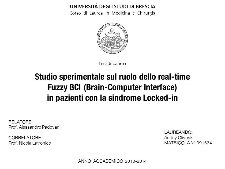 Studio sperimentale sul ruolo dello real-time