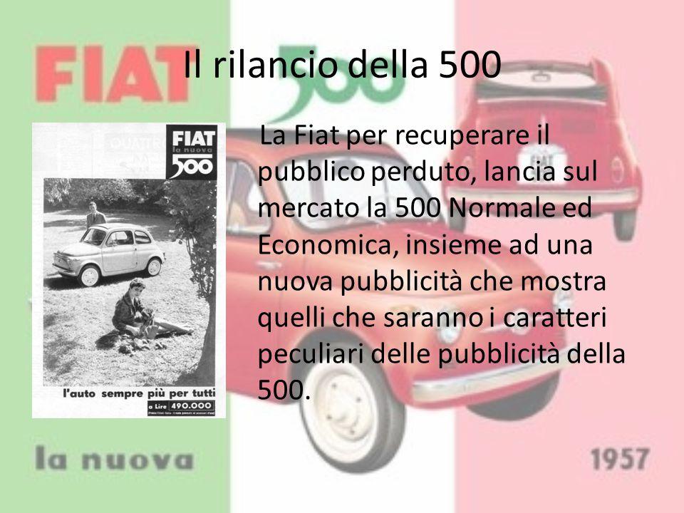 Il rilancio della 500