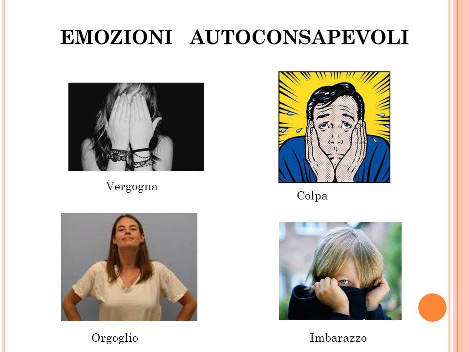 EMOZIONI AUTOCONSAPEVOLI