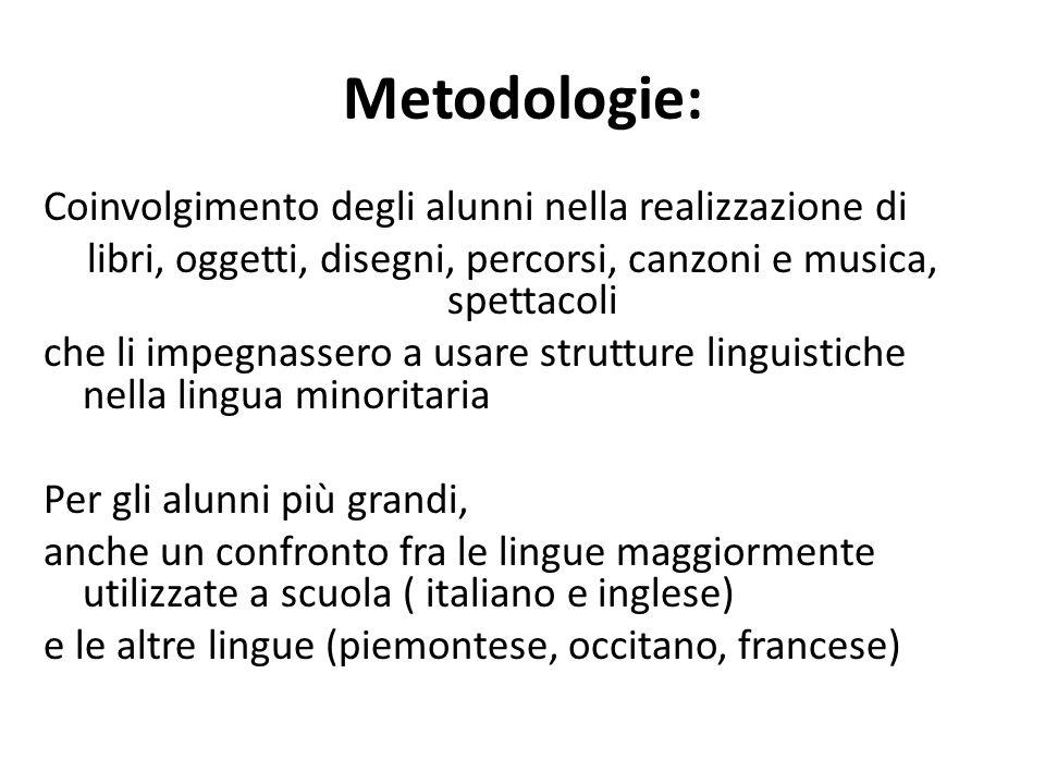 Metodologie: