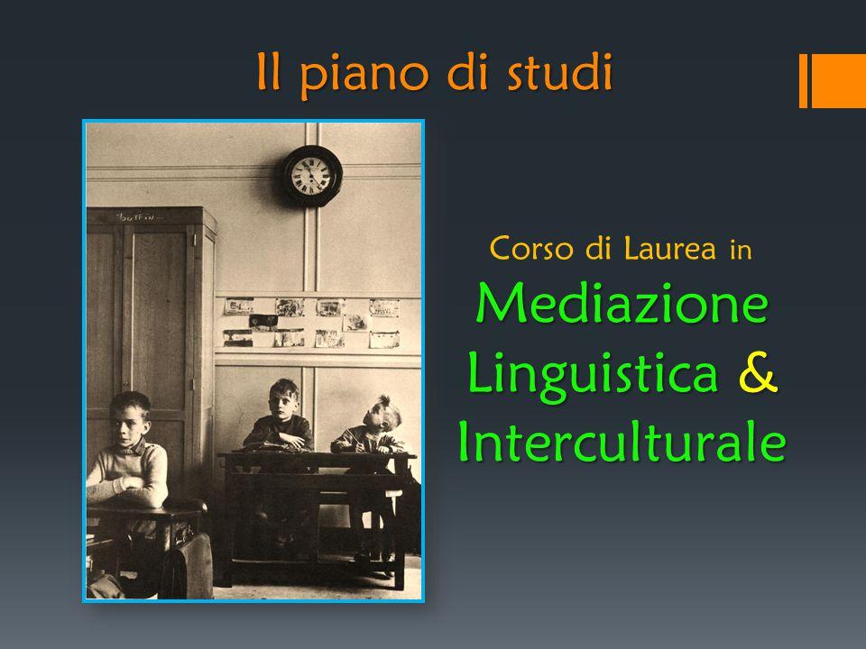 Mediazione Linguistica & Interculturale