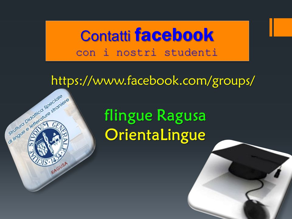 flingue Ragusa OrientaLingue