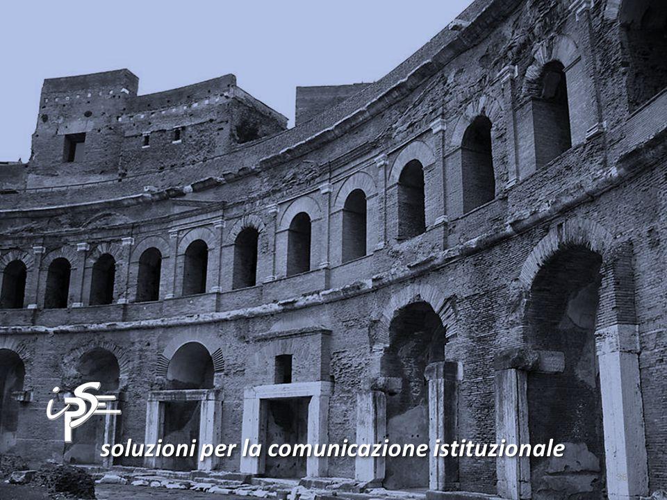 soluzioni per la comunicazione istituzionale