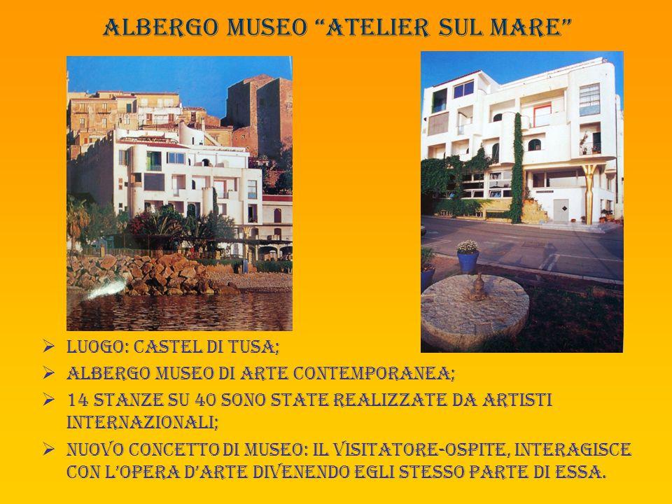 Albergo museo atelier sul Mare