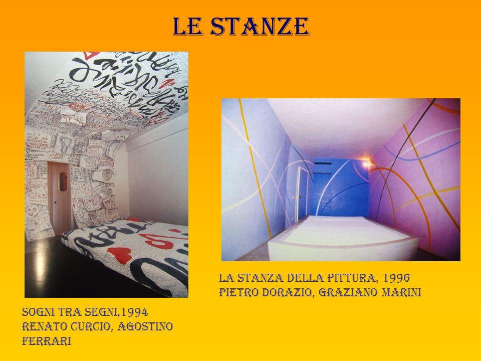 Le stanze La stanza della pittura, 1996